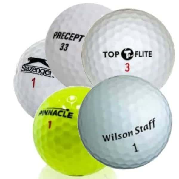 bolas de golf el corte ingles