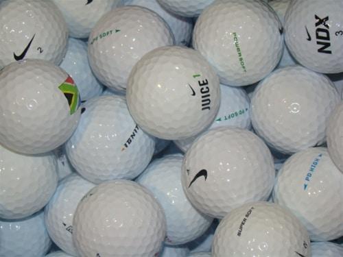 bolas de golf usadas precios