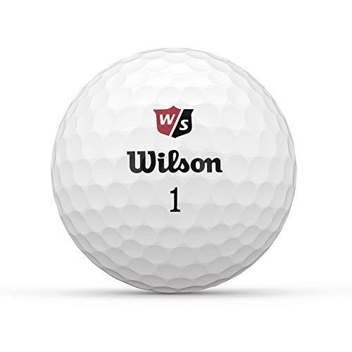 Wilson Staff Duo Soft + Golf Ball