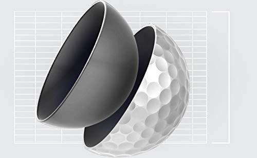 TaylorMade TP5 - Pelotas de Golf, Unisex Adulto, Pelota de Golf, M7152201, Blanco, One Dozen