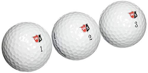 Wilson True Distance W/S True Distance Long 12-Ball, White