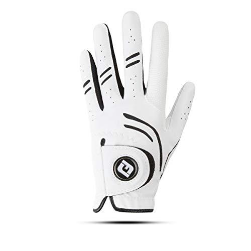Footjoy GT Xtreme Guante de Golf Modelo 2019, Hombres, Blanco, S