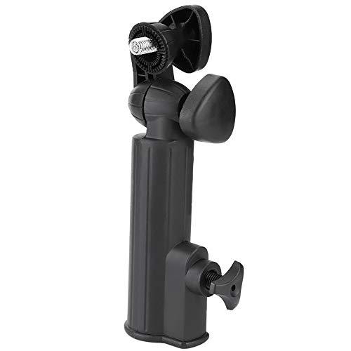 VGEBY1 Tenedor Negro del Paraguas del Golf, Estante del Soporte de Paraguas del Carrito de Golf para el Accesorio del Golf