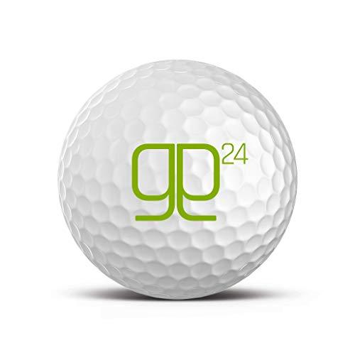 Callaway Supersoft MAGNA Oversize Bola de Golf - Impreso Personalizado con su Imagen de Texto o Logo (1 Bola)
