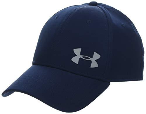 Under Armour Men's Golf Headline Cap 3.0 Visera Clásica, Gorra para Hombre, Academy/Mod Gray (408), M/L