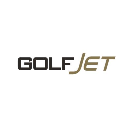 GOLFJET JET4 Pack 12 x Premium JET4 pelotas de golf. Cubierta de uretano de doble capa de 4 capas, UltraSoft 338 Dimple Hex Aero