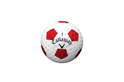 Pelotas de golf Callaway 2017Superhot 70 (15unidades) - 642425415, Blanco
