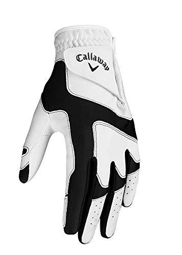 Callaway 5319291 Junior OPTI Fit Guantes de Golf (Versión 2019)