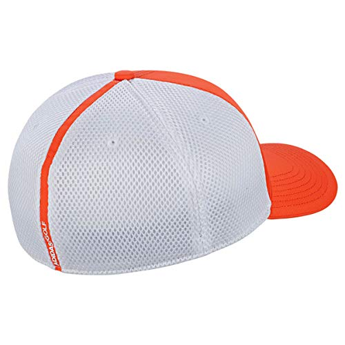 adidas Gorra de golf para hombre A-Stretch-Tour – Active Orange – L/XL