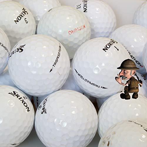 Srixon - Pelotas de golf (AAA y AA, 50 unidades)