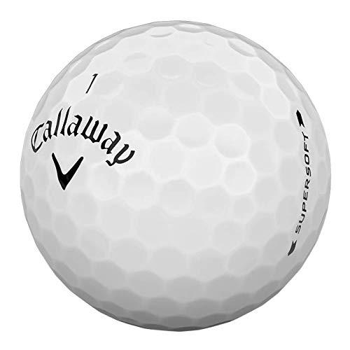 Callaway 641935615148 Accesorios de Golf, Unisex-Adult, Bianco, Talla única