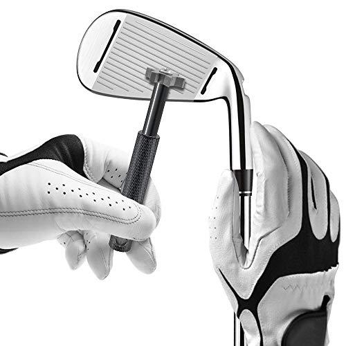 NNKKBH Amoladora de Ranura de Club de Golf y Kit de Afilado de cepillos