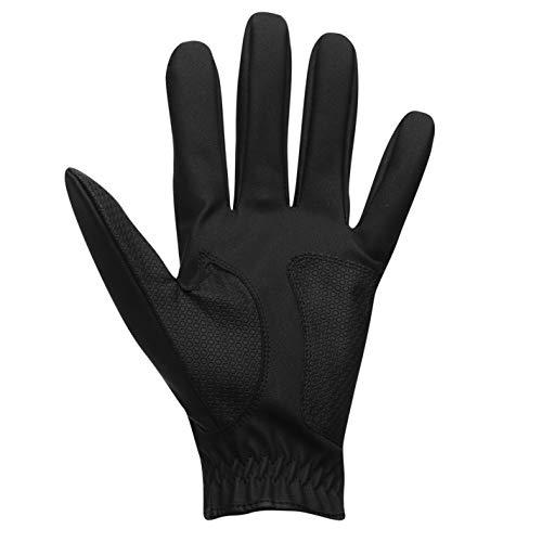 Slazenger V300 - Guantes de golf unisex para todo tipo de clima, color negro