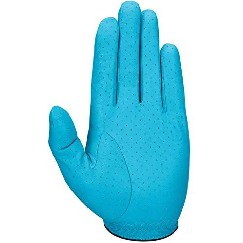Callaway CG GL Color Guantes de Golf, Mujer, Azul, S