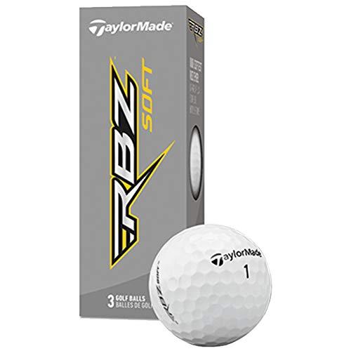TaylorMade RBZ - Bolas de golf suaves (3 unidades)