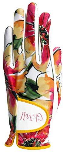 Checkmate LH - Guante de Golf Grande, Unisex, Color Sangria, tamaño Left Hand M
