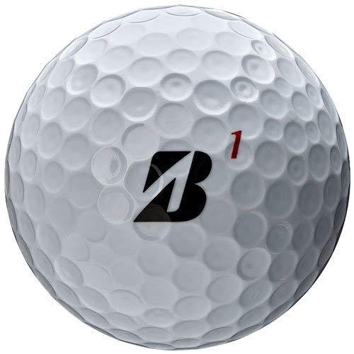 Bridgestone Golf Bx Tour B RX-Pelotas de Golf, Unisex Adulto, Blanco, 14 x 19 x 5.1 cm 272 g