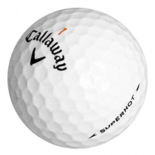 Callaway Superhot Mint Golf Balls 12 Golf Balls
