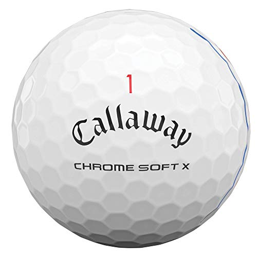 Callaway 64240571280 Accesorios de Golf, Unisex-Adult, Triple Tracks, Talla única