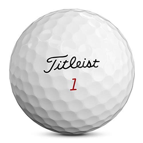 TITLEIST Pro V1X ProV1X - Juego de pelotas de golf (3 unidades)