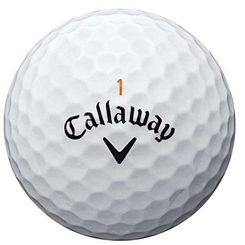 Callaway Golf 2020 SuperHot pelotas de golf (blanco)