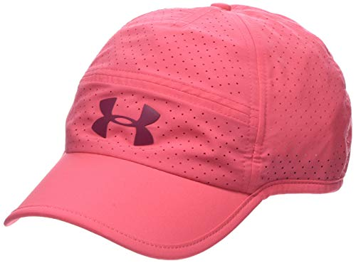 Under Armour W Golf Driver Cap Gorra, Mujer, Rosa (Perfection/Dandy Pink 853), Talla única