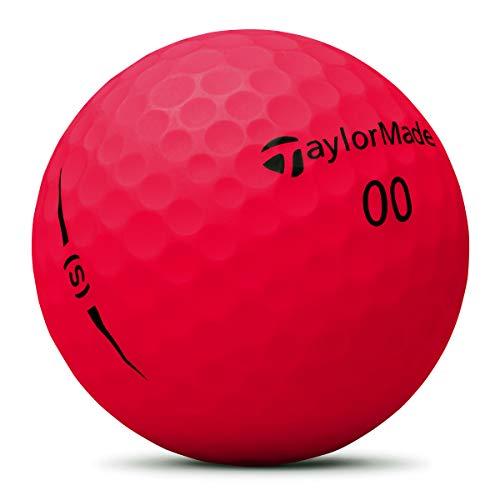 TaylorMade Project(s) Docena de Pelotas de Golf, Unisex Adulto, M7166201, Blanco, One Dozen