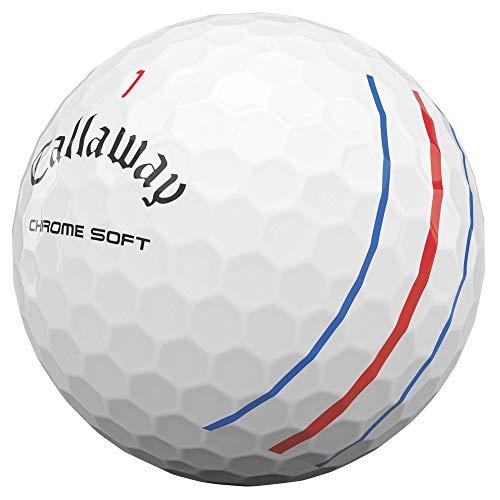 Callaway 64212571280 Accesorios de Golf, Unisex-Adult, Triple Tracks, Talla única