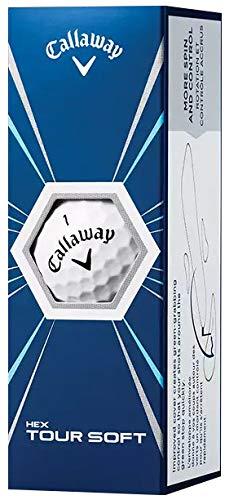 Callaway Hex Tour Soft 24 Pelotas de Golf