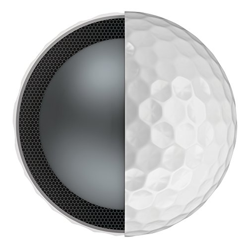 Callaway Chrome Soft X Bolas de Golf, Unisex Adulto, Blanco, Talla Única