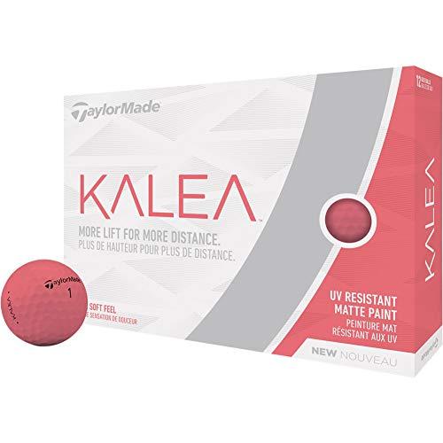 TaylorMade Kalea Pelotas de golf (una docena) - M7159501, Large, Melocotón