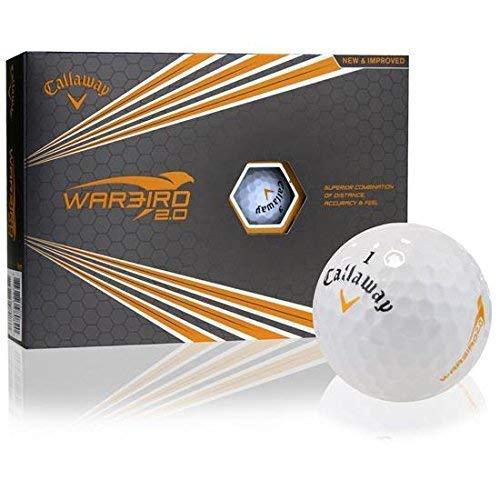 Callaway Warbird 2.0 2018 Bolas Golf (Caja 12 Bolas)