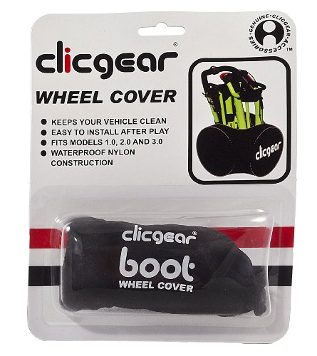 LONGRIDGE Clicgear PRC - Cubre-Ruedas para Clicgear 3.5+