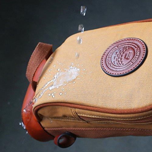 Tourbon TB903CA - Bolsa de viaje con correa para el hombro acolchada y suave (bolsa de golf)