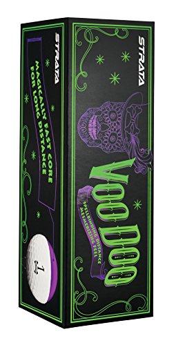 Strata Voodoo - Pelotas de Golf (1 docena)