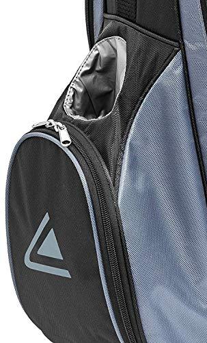 LONGRIDGE X-Lite - Bolsa para Carrito, Color Negro y Verde, tamaño Talla única